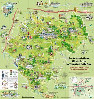 carte touristique de la creuse Calaméo   Carte touristique
