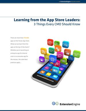 CMO White Paper: App Store Leaders