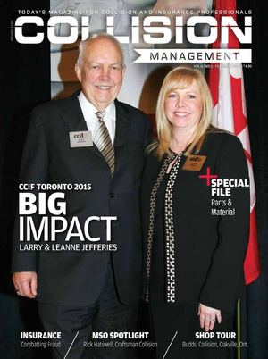 Collision Management February 2015