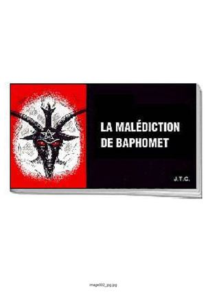 La malédiction de Baphomet