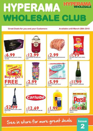 Wholesale Club 2 2015 Email