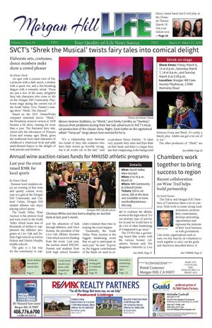 Morgan Hill Life March 4, 2015 - Volume 2, Issue 19