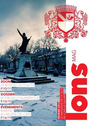 Calam o lons mag 39 f v 15 le magazine de la ville de - Piscine municipale lons le saunier ...