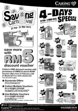 4-days-special-at-caring-pharmacy-offers-valid-from-february-27-to-march-2-2015-60589