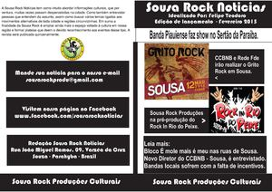 Revista Sousa Rock Noticias