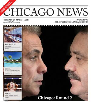 Chicago News Newspaper February 27 March 5