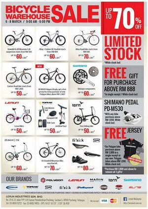 enjoy-up-to-70-off-at-leruns-bicycle-warehouse-sale-valid-from-6-8-march-201560875-60875