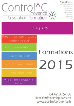 Catalogue Langues 2015