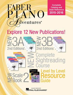 2015 Complete Catalog and Teacher's Desk Reference