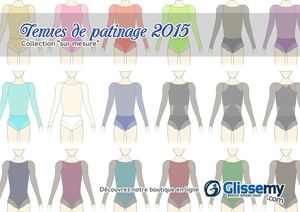 Catalogue Sur Mesure Tenues Glissemy