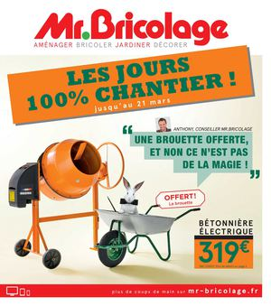 Catalogue Chantier 2015 - version avec pub