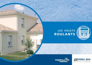 Volets roulants 2015