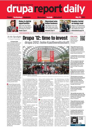Drupa Daily 120516