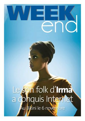 Voix du Midi Week End S44: Irma 2014