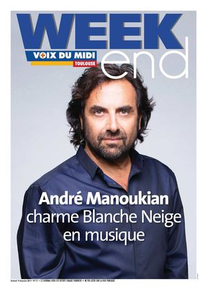Week End 177 : Manoukian 2014