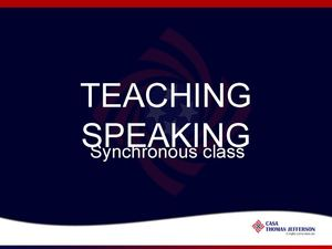 Teaching Speaking Sept 11 Without Videos (2)