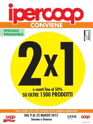 Calaméo - Volantino Iper Coop Liguria Dal 9 Al 22 Marzo