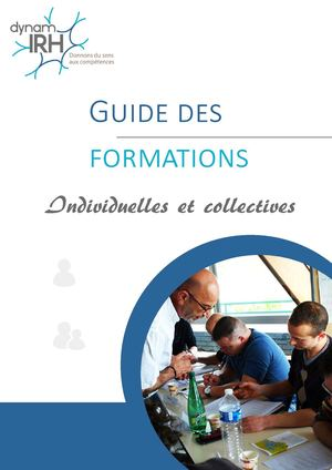 Guide Des Formations