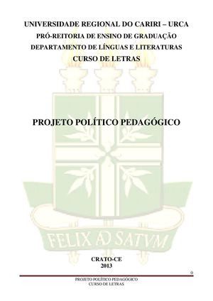 Calamo projeto poltico pedaggico letras urca projeto poltico pedaggico letras urca fandeluxe Image collections