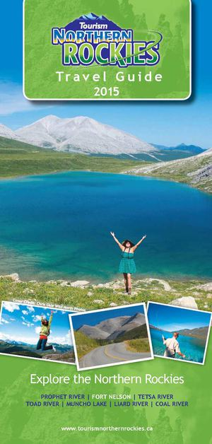 2015 Northern Rockies Travel Guide