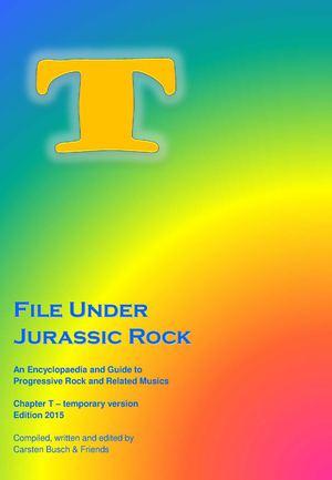 Calamo File Under Jurassic Rock T Temporary 2015