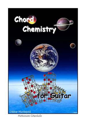 Calamo Chord Chemistry For Guitar