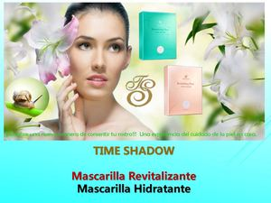 Mascarillas Time Shadow by TIENS