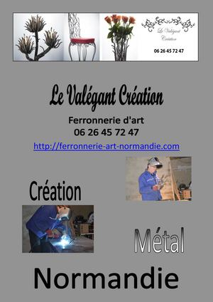 LE VALEGANT CREATION eure