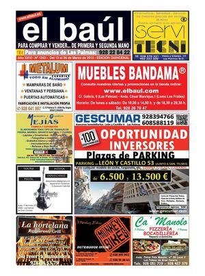 Calaméo - Periódico El Baúl - Las Palmas - Edición 1243