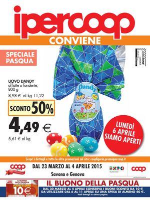 Calaméo - Volantino Iper Coop Liguria Dal 23 Marzo Al 4 Aprile