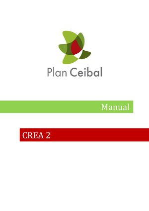Manual Crea 2 Bk379h