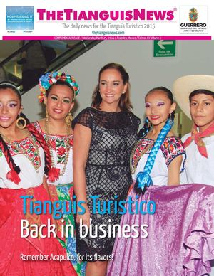 The Tianguis News 2015, XV, Volume II , Acapulco