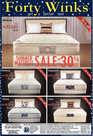 summer-mattress-sale-up-to-30-off-at-forty-winks-from-march-19-31-2015-62655