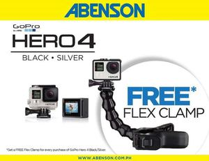 get-a-free-flex-clamp-for-every-purchase-of-gopro-hero-4-at-abenson-until-31-march-201562685-62685