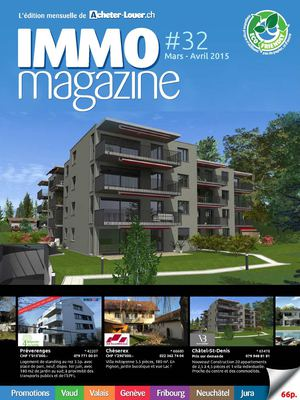 IMMOmagazine No.32 Mars-Avril 2015