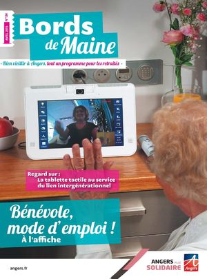 Bords de Maine - N°134 - Avril 2015