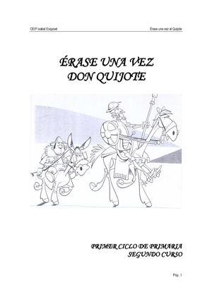 Calaméo - Érase una vez Don Quijote