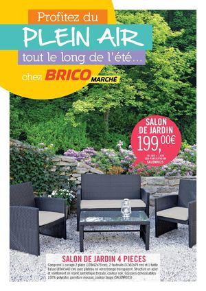 Calaméo   Salon de jardin à Pont Audemer, pensez Bricomarché !