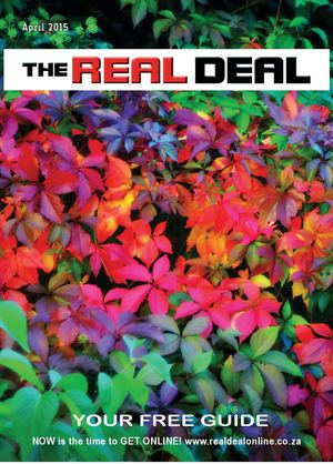 Real Deal April 2015