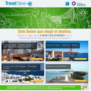 Travelnews Marzo 2015
