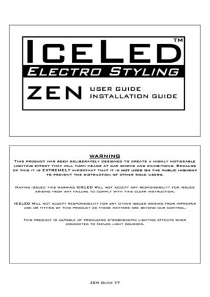ICELED Zen Guide