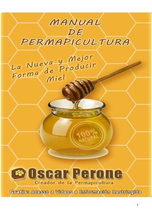 Manual Permapicultura Oscar Perone