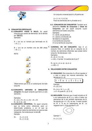 Calaméo - ficha de trabajo para conjuntos 1ro de secundaria matematica