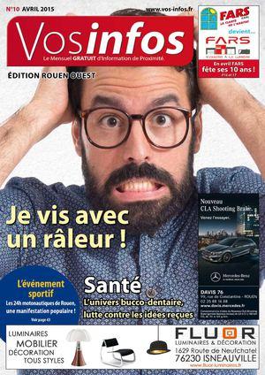 Calameo Journal Vosinfos N 10 Edition Rouen Ouest