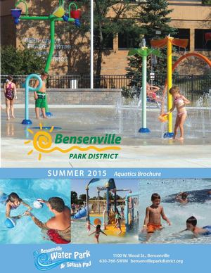 Aquatics 2015 Summer Brochure