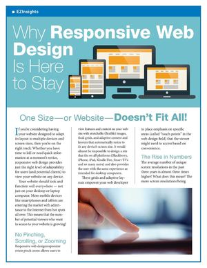 Why Responsive Design is Here to Stay