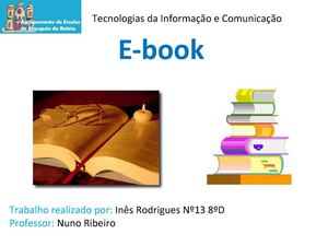 Ines Rodrigues Livro Powerpoint