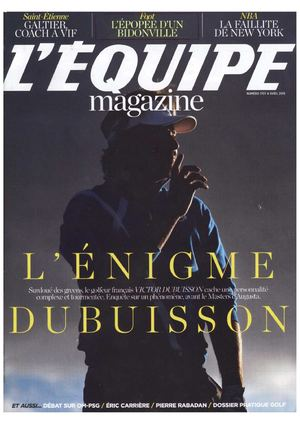 L'EQUIPE MAG - 10 pages on KIBERA BLACK STARS ET SLUM SOKA