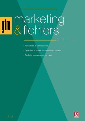 Guide des fichiers marketing 2015Gfm Fichiers2015