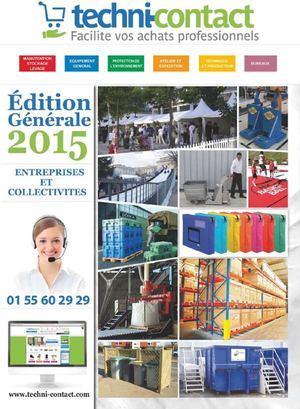 Calaméo - Techni Contact - Catalogue Général 2015 c2cf8da9d80